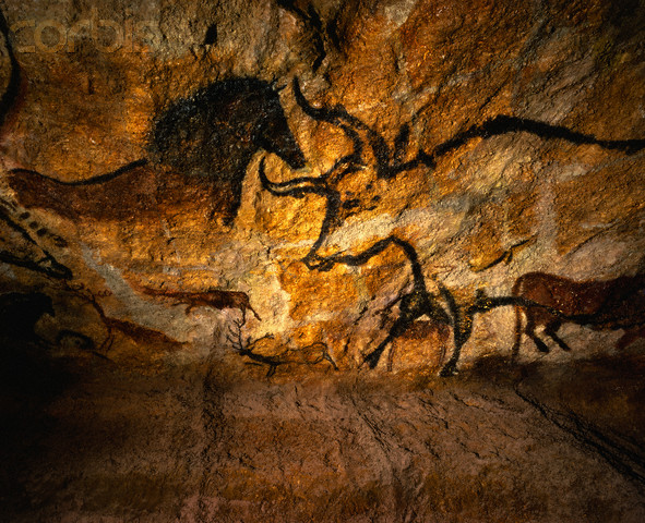 Cave Painting Stock Photography Images From SuperStock